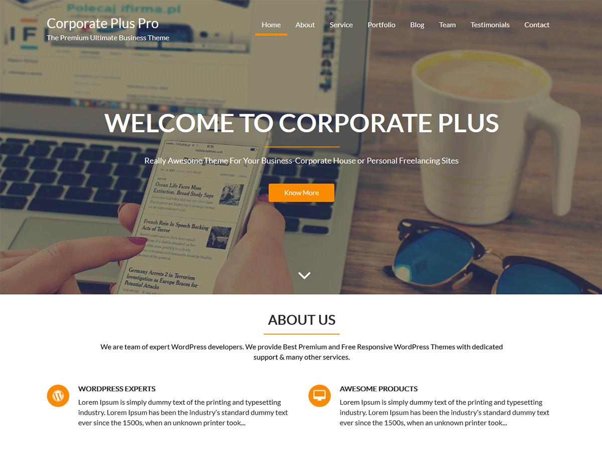 Corporate Plus Pro