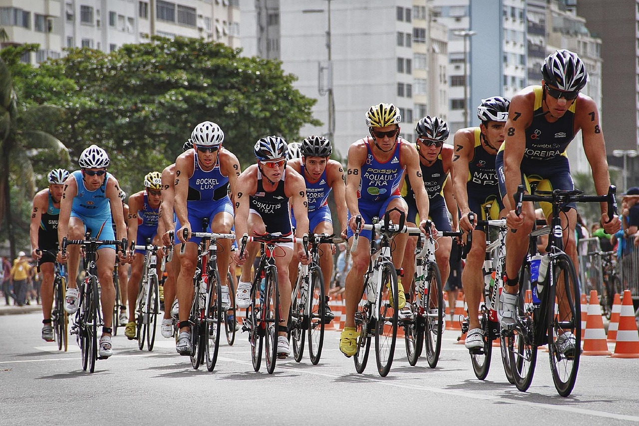 Cycle Racing Competition