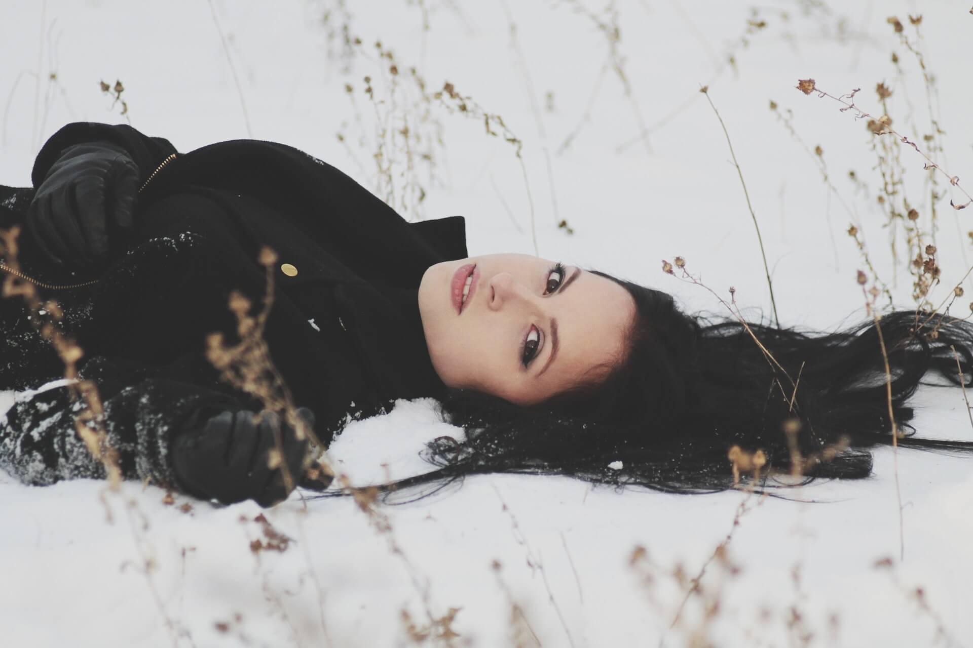 Snow Fall on Winter